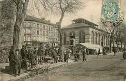 Caen * La Poissonnerie * Marché Foire * à La Pomme D'or - Caen