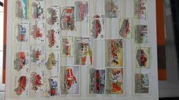 G98 Collection Thématique POMPIERS. A Saisir !!! - Stamps