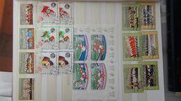 G100 Collection Thématique FOOT-BALL. A Saisir !!! - Stamps