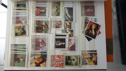 G103 Collection Thématique GRANDS PEINTRES. A Saisir !!! - Stamps
