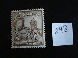 Malte 1956 - Vedette - Y.T. 248 - Oblitéré - Used - Gestempeld - Malta