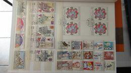 G108 Collection  Tchécoslovaquie Oblitérés. A Saisir !!! - Stamps