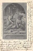 A-20-1234 : NIBELUNGENRING. PROF. M. ECHTER - Gemälde