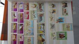 G113 Collection Thématique CHIENS. A Saisir !!! - Stamps