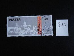 Malte 1975 - Vue De Victoria (Gozo) - Y.T. 511 - Oblitéré - Used - Gestempeld - Malta