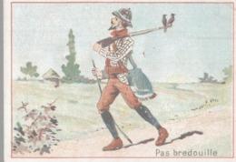 CHROMO CHICOREE DUROYON & RAMETTE CAMBRAI   PAS BREDOUILLE - Kaufmanns- Und Zigarettenbilder