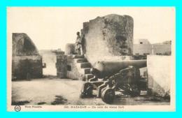 A842 / 373 Maroc MAZAGAN Un Coin Du Vieux Port - Unclassified