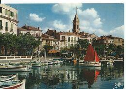 SANARY-SUR-MER  (   VAR  )      UN COIN DU PORT - Sanary-sur-Mer