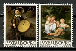 Luxembourg 1989 Luxemburgo / Europa CEPT Children's Games & Toys MNH Juegos Infantiles Y Juguetes / Jz22  38-16 - 1989