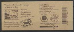 N° 4197 - C23 Y.T. Neuf **Type Marianne De Beaujard Autoadhésif Réservation Des Timbres D'Andorre - Carnets