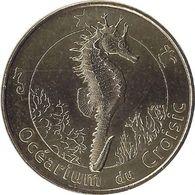 2014 MDP167 - LE CROISIC - Océarium Du Croisic 4 (l'hippocampe) / MONNAIE DE PARIS - 2014