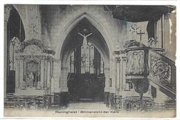 POPERINGE - RENINGHELST - Binnenzicht Der Kerk - Poperinge