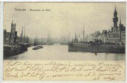 OSTENDE - Panorama Du Port - Oostende