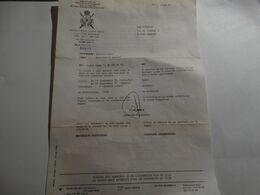 Reservation De Logement Club Astoria Au FBA Post7 ( Force Belge En Allemagne) - Unclassified