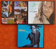Yannick NOAH. Lot 3 CD Avec Livret , Musique. ETAT PARFAIT - Musica & Strumenti