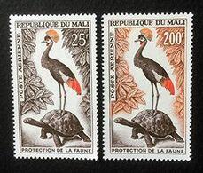 MALI - Protection De La Faune - Y&T PA 19-20 - - Mali (1959-...)