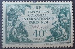 R3586/1300 - 1931 - COLONIES FR. - WALLIS Et FUTUNA - N°66 NEUF* - Wallis And Futuna