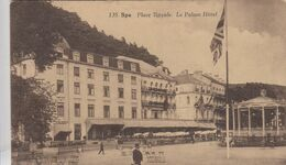 SPA / PLACE ROYALE / LE PALACE HOTEL - Spa