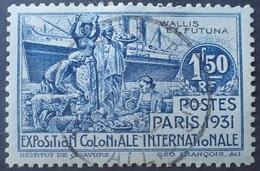 R3586/1302 - 1931 - COLONIES FR. - WALLIS Et FUTUNA - N°69 ☉ - Cote (2020) : 15,00 € - Wallis And Futuna