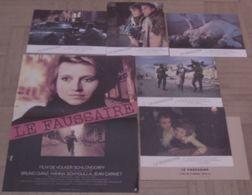 AFFICHE CINEMA ORIGINALE FILM LE FAUSSAIRE + 5 PHOTOS EXPLOITATION SCHLÖNDORFF GANZ SCHYGULLA 1981 - Affiches & Posters