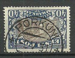 Estland Estonia 1931 O PORKUNI On Michel 62 - Estland