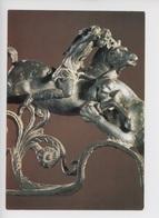 Ornement, Timon D'un Char Romain Panthère Attaquant Un Cavalier IIè S. Ap JC (détail) Découvert à Revel Musée St Raymond - Ancient World