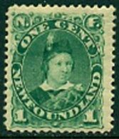"-NewFoundland-1896- ""Edward VII (Prince Of Wales)""  (*) - 1865-1902"