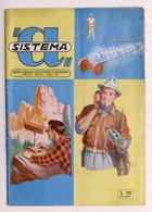 Sistema A - Rivista Mensile Delle Piccole Invenzioni - Anno VIII - N. 5 - 1956 - Bücher, Zeitschriften, Comics