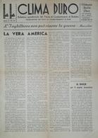 Ventennio - Clima Duro - Bollettino Barletta - 15 Novembre 1942 - Bücher, Zeitschriften, Comics