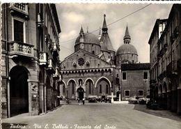 PADOVA - VIA L. BELLAUDI - FACCIATA DEL SANTO  (PD) - Padova (Padua)