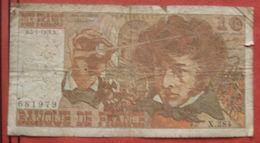10 / Dix Francs 5.1.1976 (WPM 150c) - 10 F 1972-1978 ''Berlioz''