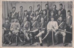 Ca - Cpa Macédoine - Comitadjis Irréguliers Grecs - Macedonia