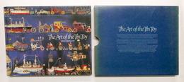 Giocattoli D'epoca Latta - D. Pressland - The Art Of The Tin Toy - 1^ Ed. 1976 - Bücher, Zeitschriften, Comics