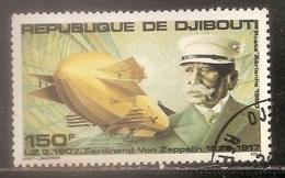 DJIBOUTI OBLITERE - Djibouti (1977-...)