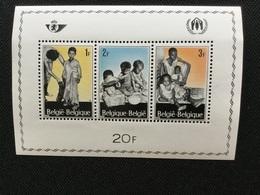 1967 . OBP  BL 43 **  . MNH. - Bélgica