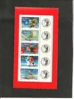 MINIFEUILLE   F 4120 A   LOGO  CERES   NEUF XX - Gepersonaliseerde Postzegels