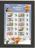 MINIFEUILLE   F 3986 A    LOGO  CERES  NEUF XX - Gepersonaliseerde Postzegels