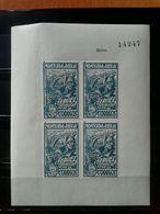 1937 España Hojita Local Montcada TERUEL LIBERADO 5cts MH - Spain Civil War - Espagne Guerre - Antifascist - Republikanische Ausgaben