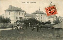 Nozay * école D'agriculture * Scolaire - Other Municipalities