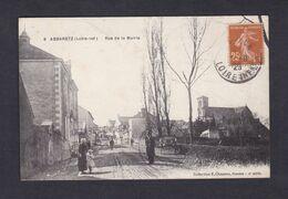 Vente Immediate Abbaretz (44) Rue De La Mairie ( Animée Coll. Chapeau 42908) - Other Municipalities