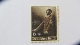 """DR: Adolf Hitler """"Beabsichtigter Reichparteitag In Nürnberg"""" Mit Pfalz Knr: 701 - Nuevos"""