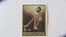 """DR: Adolf Hitler """"Tag Der Arbeit"""" Gestempelt Knr: 694 - Allemagne"""