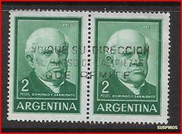 ARGENTINA   1959/1971  Proceres Y Riquezas Nacionales     MANUEL BELGRANO  GJ 1136A   USED - Argentine