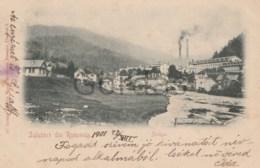 Romania - Azuga - 1901 - Romania