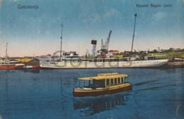 Romania - Constanta - Vaporul Regele Carol - Ship - Romania