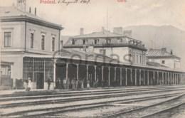 Romania - Predeal - Gara - Train Station - Romania