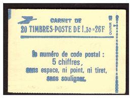 Carnet N° 2059 C4 A Gomme Mate - Carnets