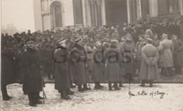 Poland - Warszawa - 11.02.1920 - Palac Saski Church - Comemoration 1863 - Polonia