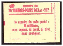 Carnet N° 1974 C4 A Gomme Mate - Carnets