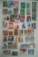 HELLAS LOT OF NEWS MNH** AND USED STAMPS - Collections